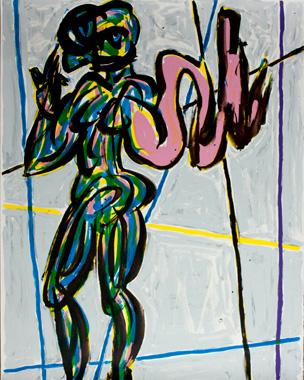 Kunstenaar:  Alphons Freijmuth  Titel:Salomé  Jaar: 1991  Techniek: Litho  Oplage: 100  Formaat: 51x60  Prijs€375 zonder lijst
